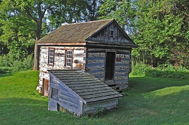 18thC farmhouse