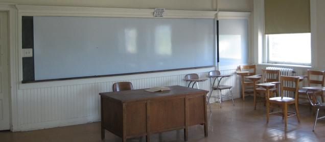 McIlvaine_Hall_Classroom